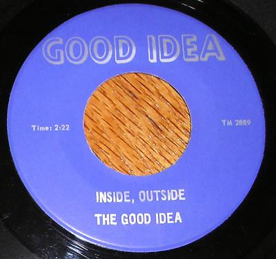 the good idea inside outside