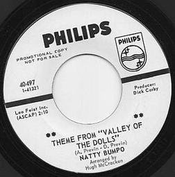 natty bumpo theme from valley of the dolls