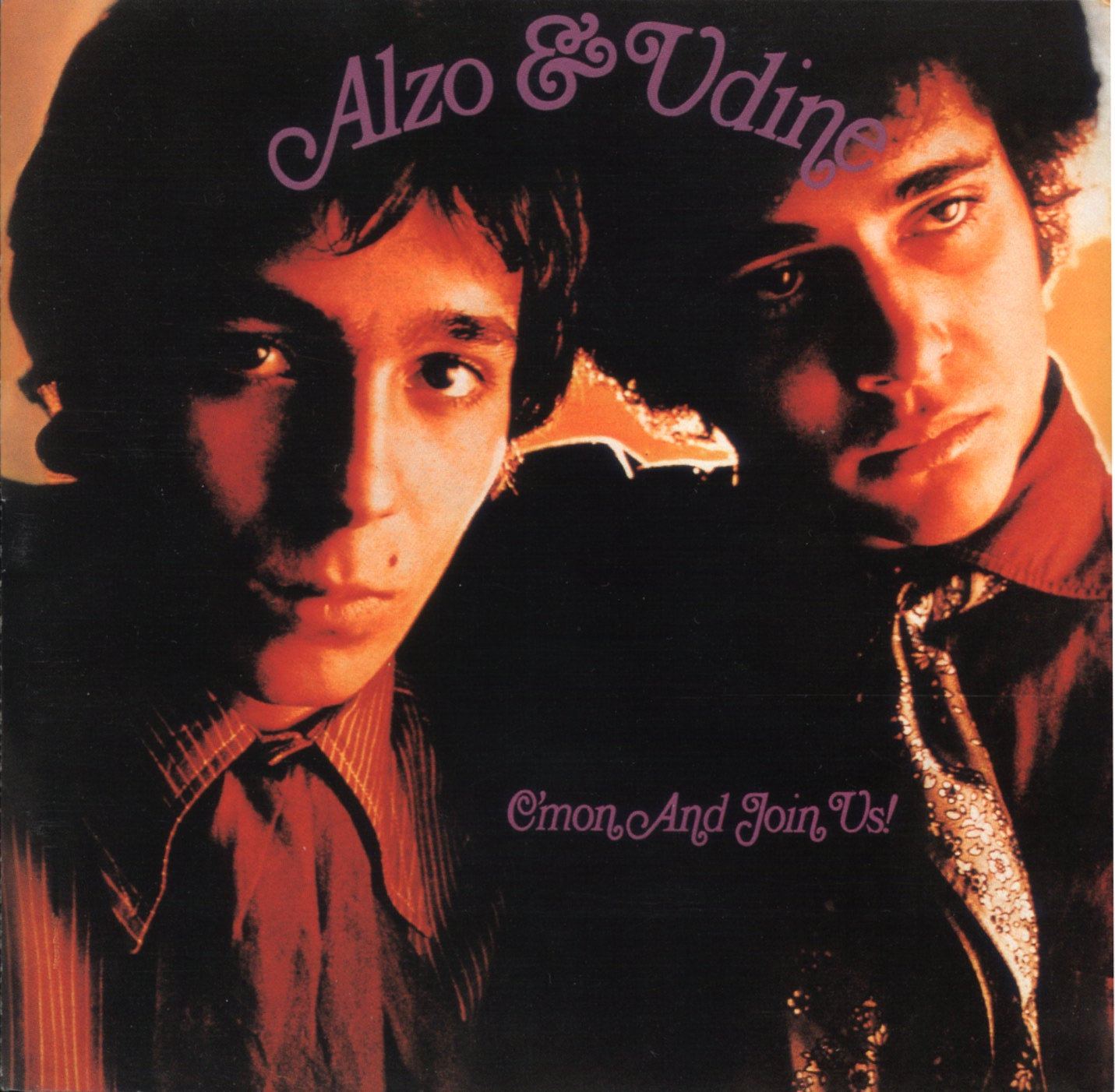 alzo & udine - c'mon and join us 1970 front large