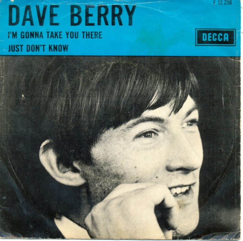 Dave Berry Im Gonna Take You There