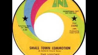 visions small town commotion